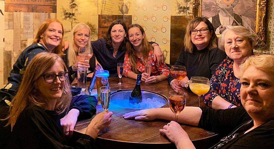 SATB2 mum's weekend getaway - Oct 2019